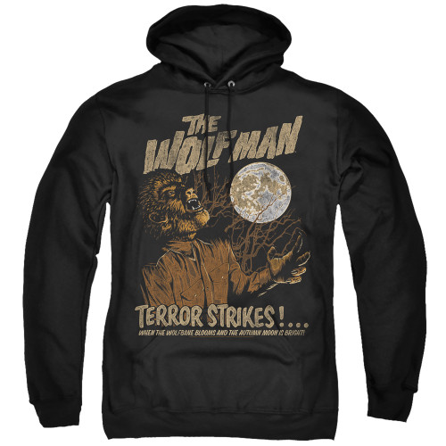 Image for The Wolfman Hoodie - Terror Strikes