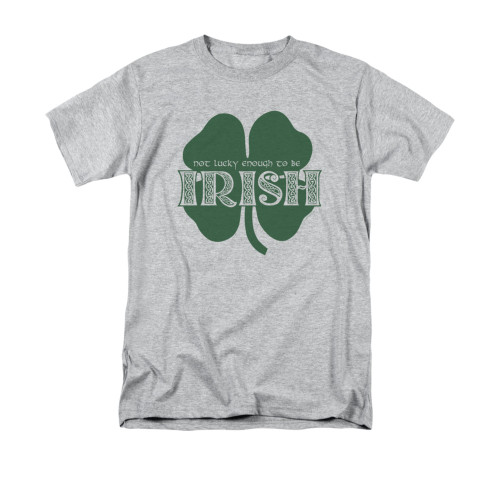 Image for Saint Patricks Day T-Shirt - Lucky to be Irish