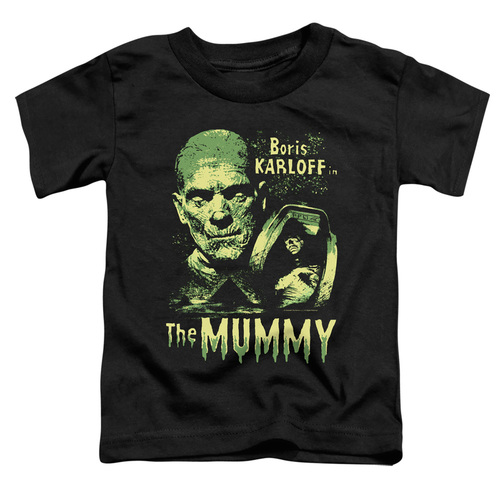 Image for The Mummy Boris Karloff Poster Toddler T-Shirt