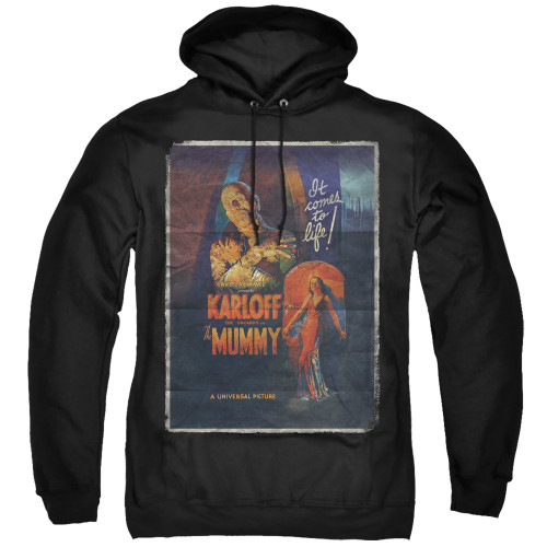 Image for The Mummy Hoodie - One Sheet