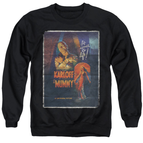 Image for The Mummy Crewneck - One Sheet