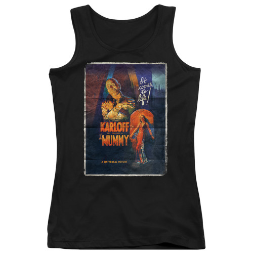 Image for The Mummy Girls Tank Top - One Sheet