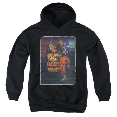 Image for The Mummy Youth Hoodie - One Sheet