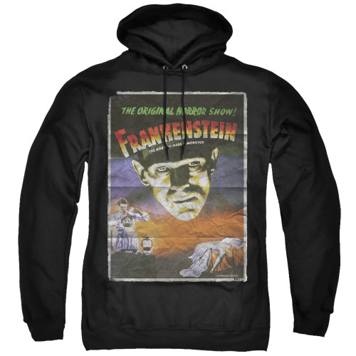 Image for Frankenstein Hoodie - One Sheet