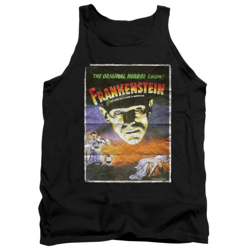 Image for Frankenstein Tank Top - One Sheet