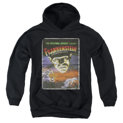 Image for Frankenstein Youth Hoodie - One Sheet