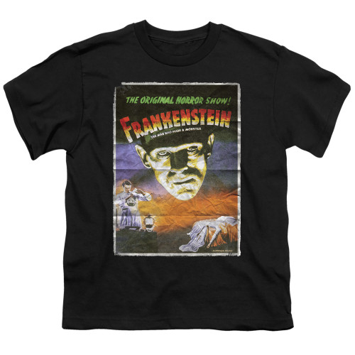 Image for Frankenstein Youth T-Shirt - One Sheet