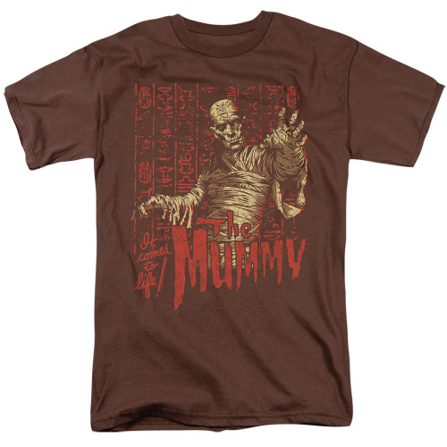 Image for The Mummy T-Shirt - It Comes to Life