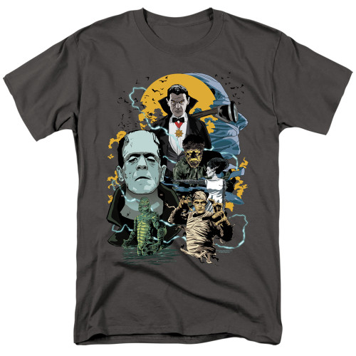 Image for Universal Monsters T-Shirt - Monster Mash
