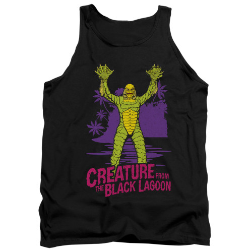 Image for The Creature From the Black Lagoon Tank Top - From Forbidden Depths