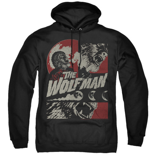 Image for The Wolfman Hoodie - When the Wolfbane Blooms