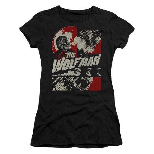 Image for The Wolfman Girls T-Shirt - When the Wolfbane Blooms