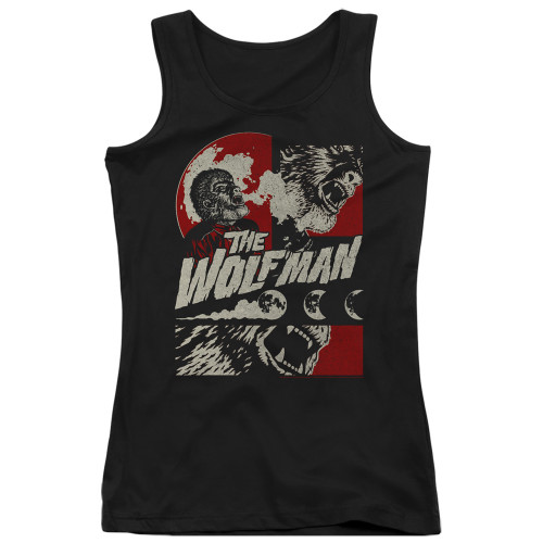 Image for The Wolfman Girls Tank Top - When the Wolfbane Blooms