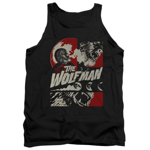 Image for The Wolfman Tank Top - When the Wolfbane Blooms