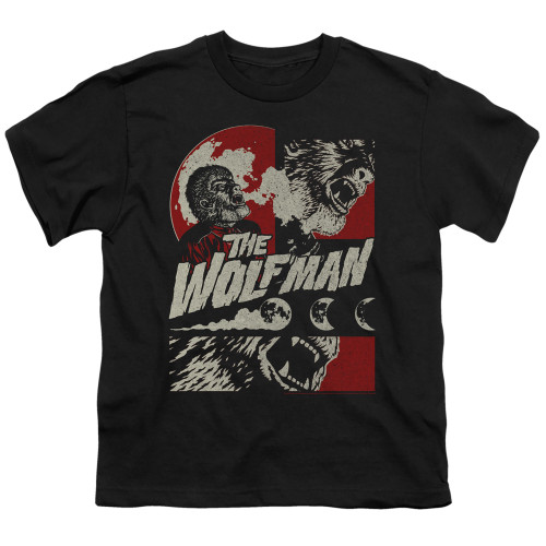 Image for The Wolfman Youth T-Shirt - When the Wolfbane Blooms