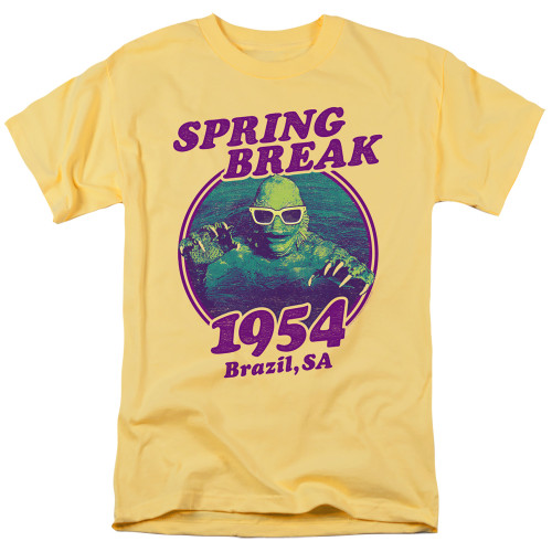 Image for The Creature From the Black Lagoon T-Shirt - Spring Break