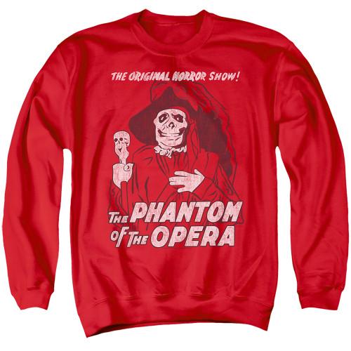 Image for Tha Phantom of the Opera Crewneck - The Original Horror Show