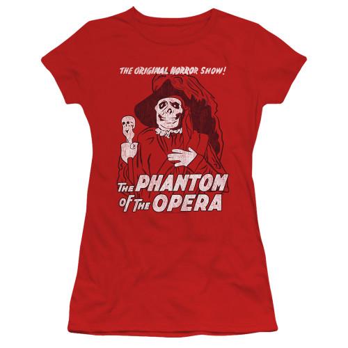 Image for Tha Phantom of the Opera Girls T-Shirt - The Original Horror Show