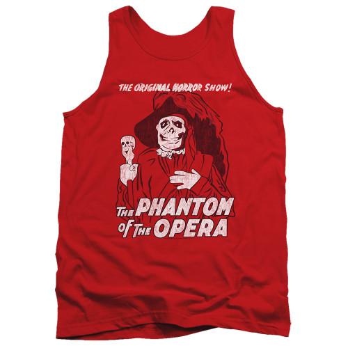 Image for Tha Phantom of the Opera Tank Top - The Original Horror Show