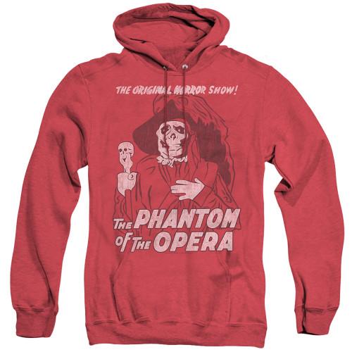 Image for Tha Phantom of the Opera Heather Hoodie - The Original Horror Show