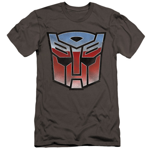 Image for Transformers Premium Canvas Premium Shirt - Vintage Autobot Logo
