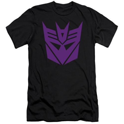 Image for Transformers Premium Canvas Premium Shirt - Decepticon