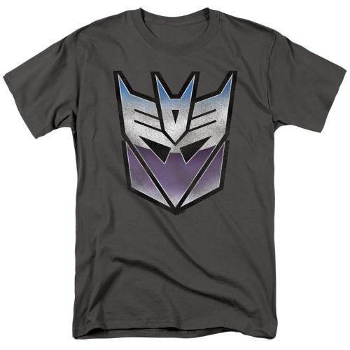 Image for Transformers T-Shirt - Vintage Decepticon Logo