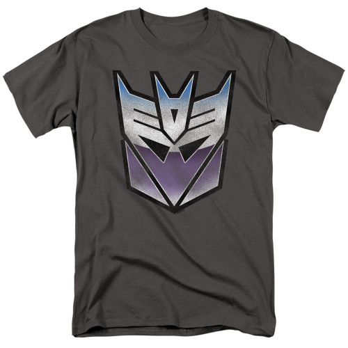 Image for Transformers T-Shirt - Vintage Decepticon Logo