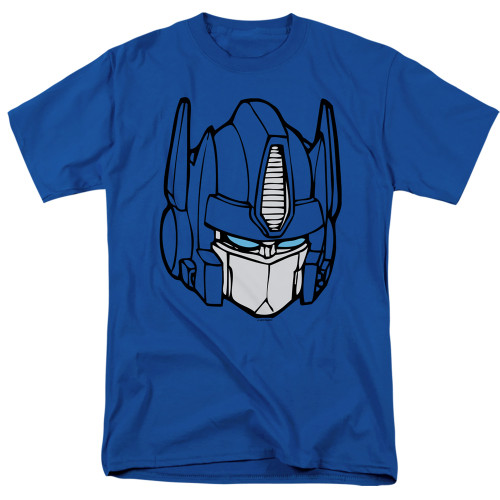 Image for Transformers T-Shirt - Optimus Head