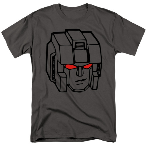 Image for Transformers T-Shirt - Starscream Head