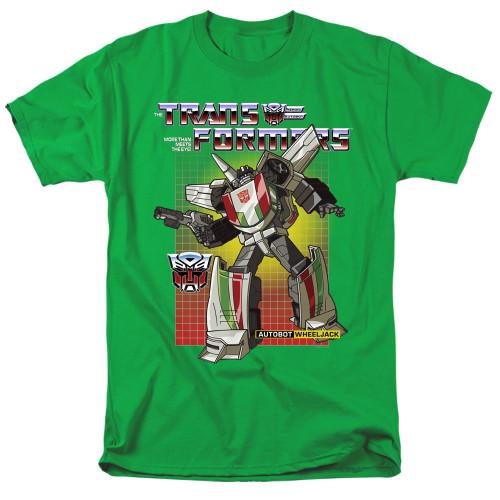 Image for Transformers T-Shirt - Wheeljack