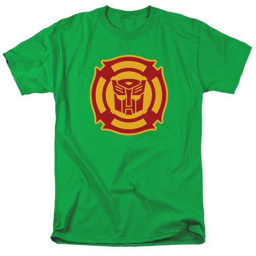 Image for Transformers T-Shirt - Rescuebots Logo