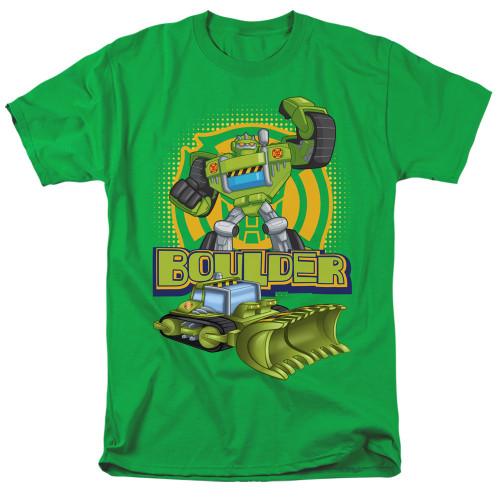 Image for Transformers T-Shirt - Boulder
