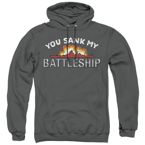 Image for Battleship Hoodie - Sunk