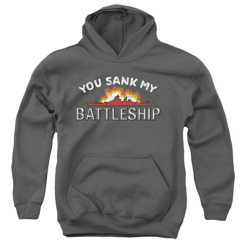 Image for Battleship Youth Hoodie - Sunk