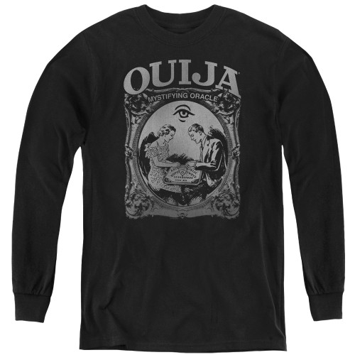 Image for Ouija Youth Long Sleeve T-Shirt - Two
