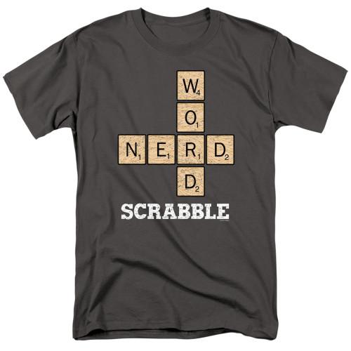 Image for Scrabble T-Shirt - Word Nerd