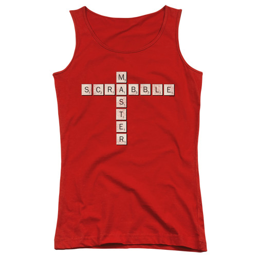Image for Scrabble Girls Tank Top - Scrabble Master