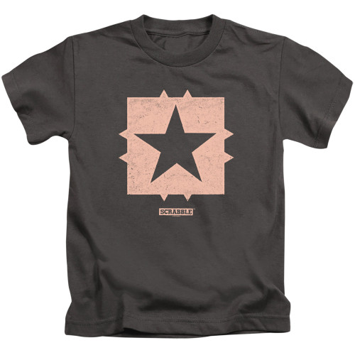 Image for Scrabble Kids T-Shirt - Free Space