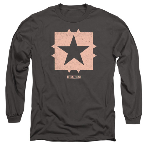 Image for Scrabble Long Sleeve T-Shirt - Free Space