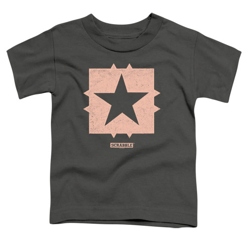 Image for Scrabble Toddler T-Shirt - Free Space
