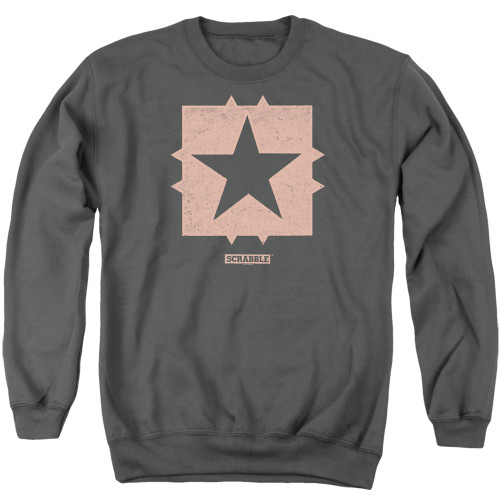Image for Scrabble Crewneck - Free Space