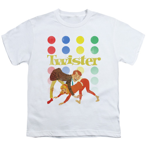 Image for Twister Youth T-Shirt - Old School
