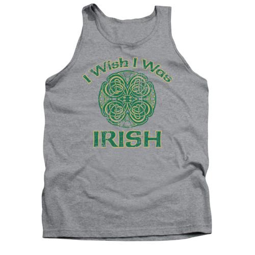 Image for Saint Patricks Day Tank Top - Irish Wish