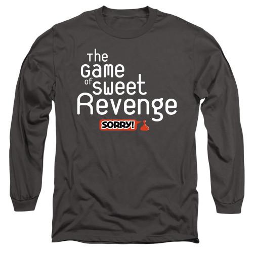 Image for Sorry Long Sleeve T-Shirt - Sweet Revenge