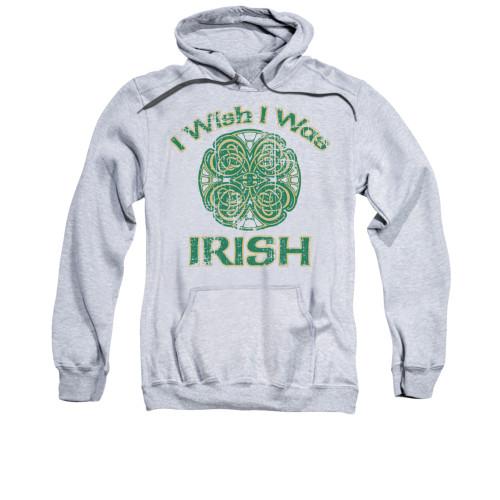 Image for Saint Patricks Day Hoodie - Irish Wish