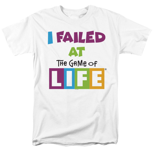 Image for The Game of Life T-Shirt - The Game