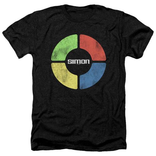 Image for Simon Heather T-Shirt - Simple Simon
