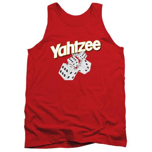 Image for Yahtzee Tank Top - Tumbling Dice