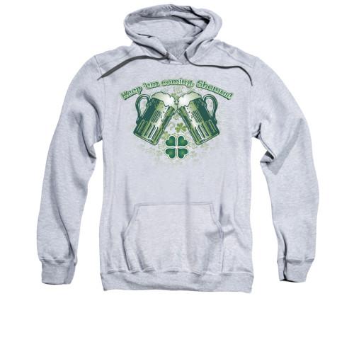 Image for Saint Patricks Day Hoodie - Green Beer